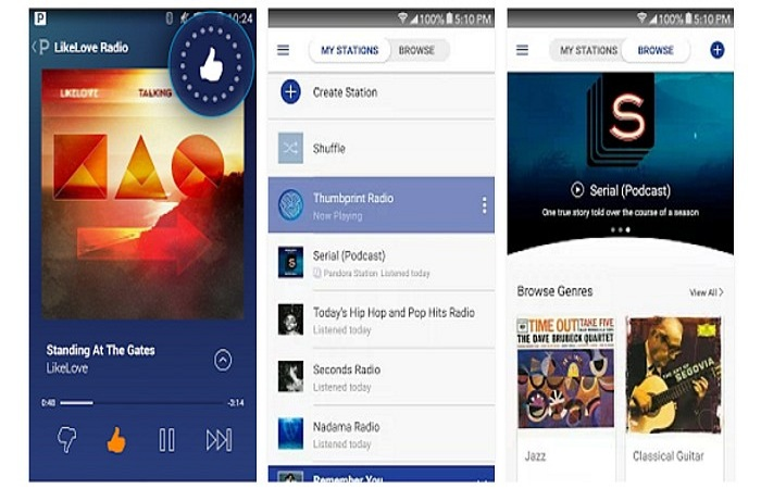 Download Pandora App For Free