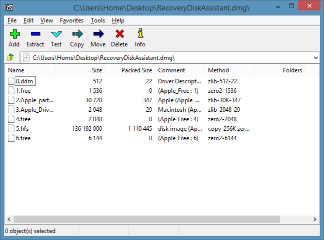 Download DMG File Opener Windows 7