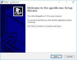 Download Gpedit.Msc