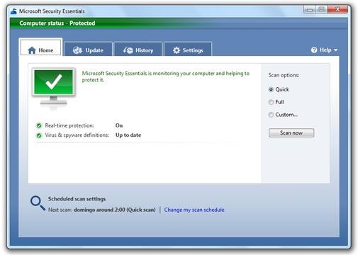 Microsoft Security Essentials Windows 10 Free