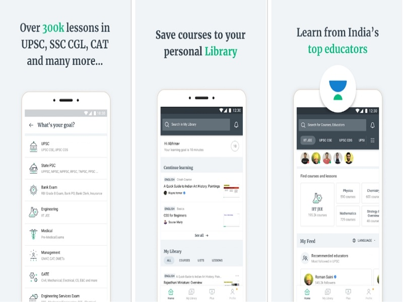 Download Unacademy App