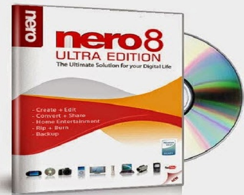 Nero 8 Free Full Download