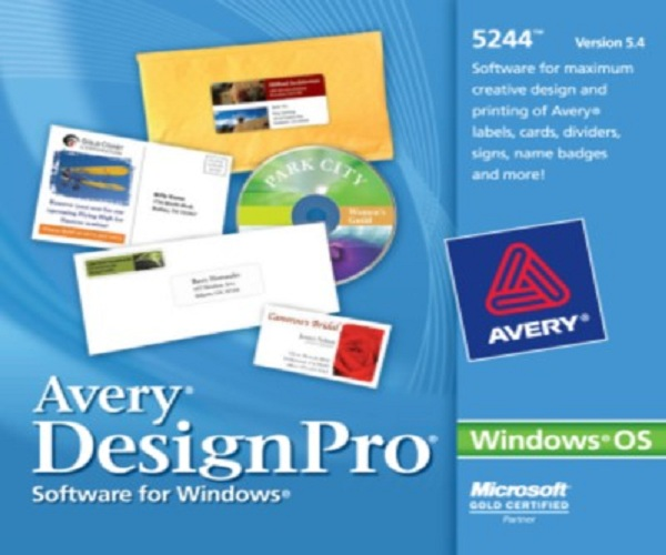 Avery Design Pro 5.4 Free Download