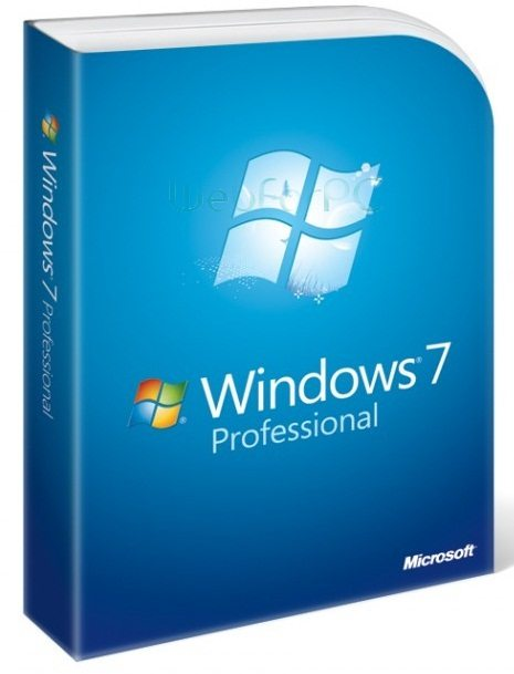 Download Windows 7 Professional ISO 32/64 Bit