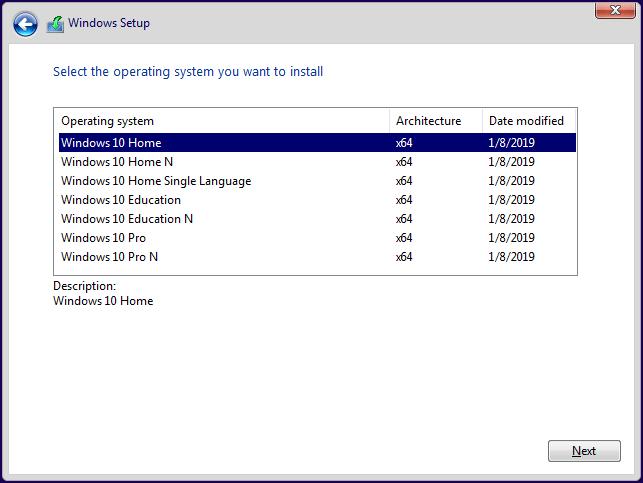 Download Windows 10 2020 free