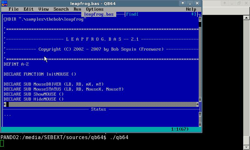 Download Qb64 For Windows 10