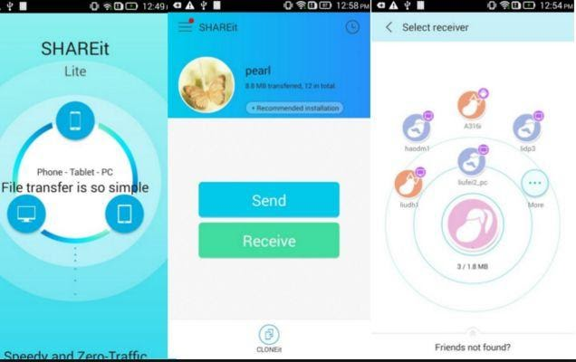 SHAREit For PC Windows 7 Free Download