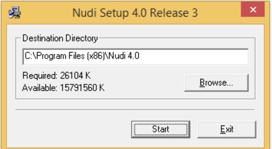 Nudi 4.0 Software Free Download