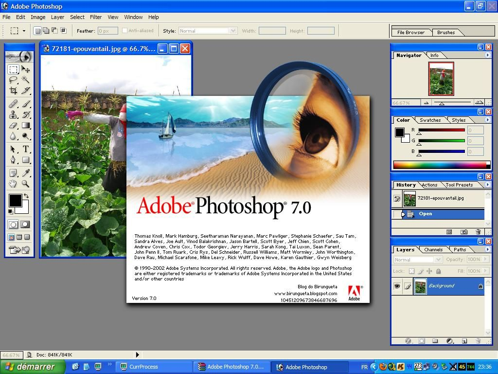Photoshop 7.0 Download For PC