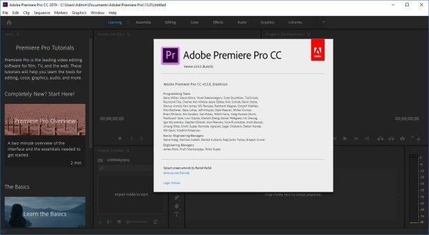 Adobe Premiere Pro CC 2020 Free Download Softonic
