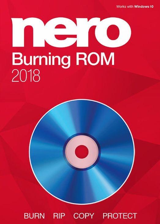 Nero Burning Rom 2018 Free Download
